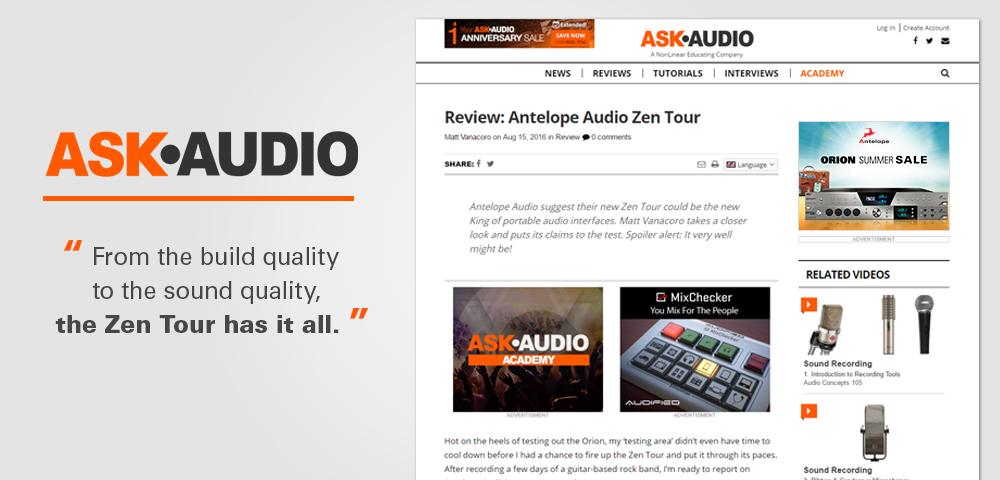 ask audio