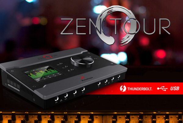 Zen Tour - A king among portable interfaces