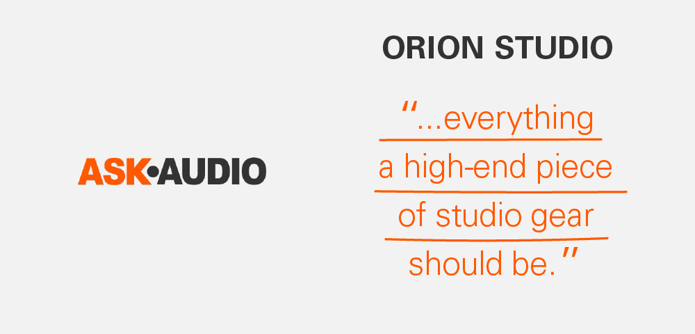 orion featured review 2