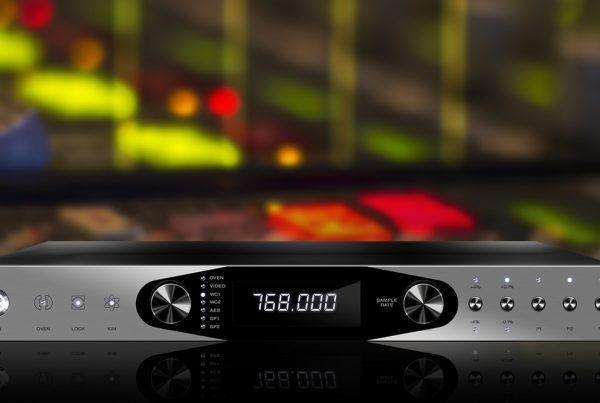 OCX-HD - 768 kHz HD Master Clock