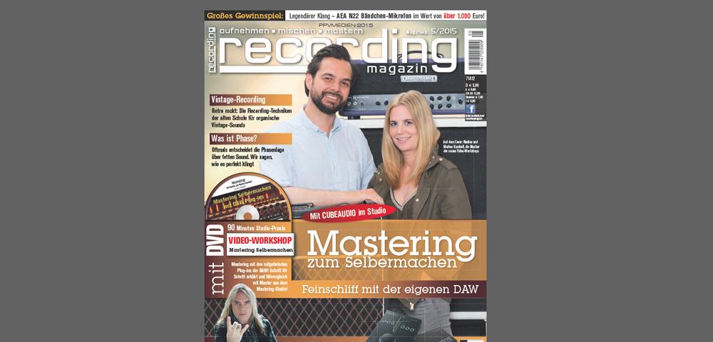 recording magazin de