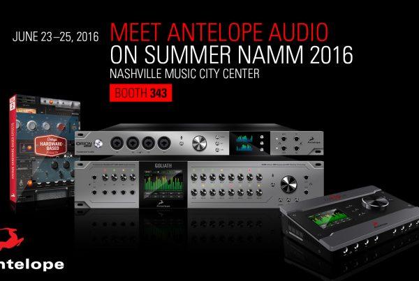 Summer Namm 2016