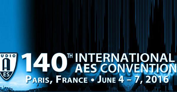 AES Paris 2016