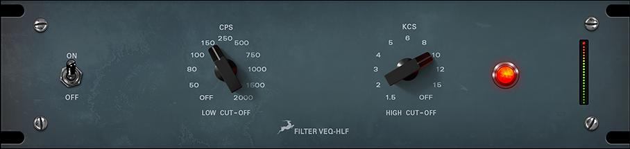 VEQ-HLF hardware-based EQ effect