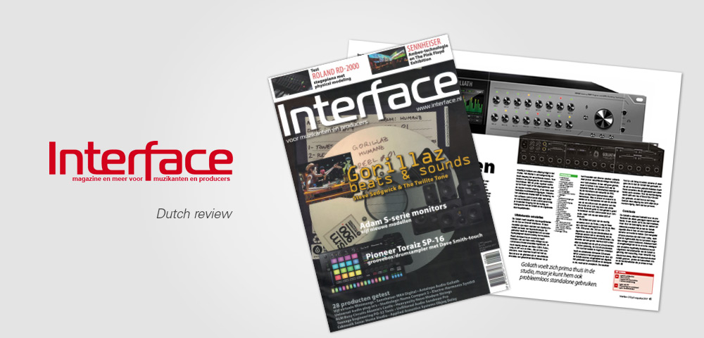 interface review goliath