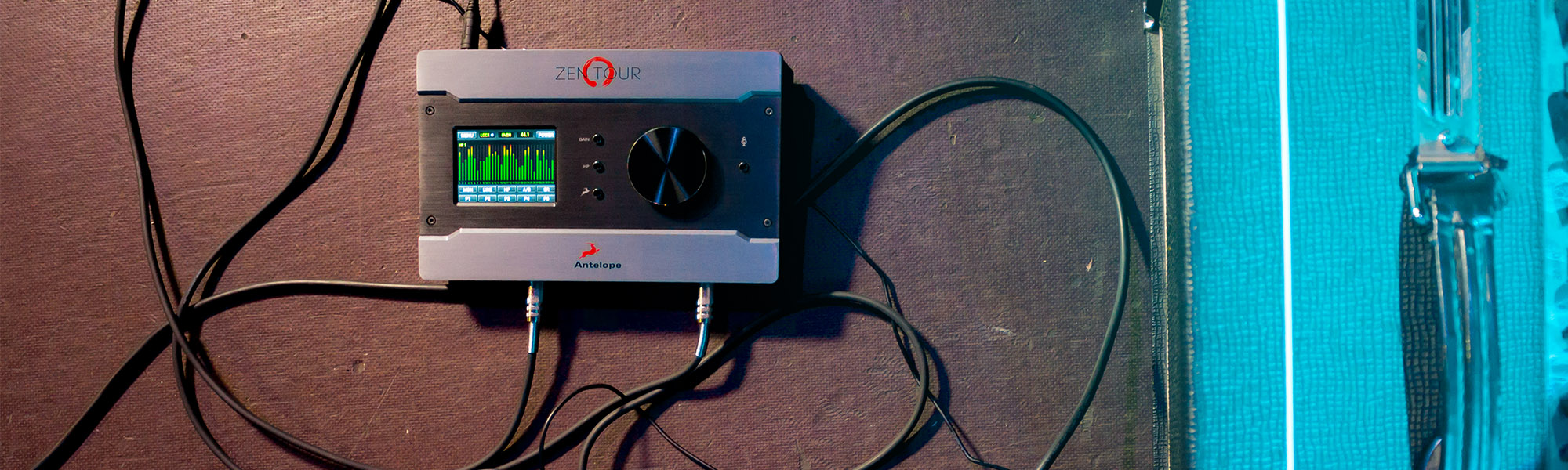Zen Tour in Ask.Audio's s Top 7 audio interfaces for 2016