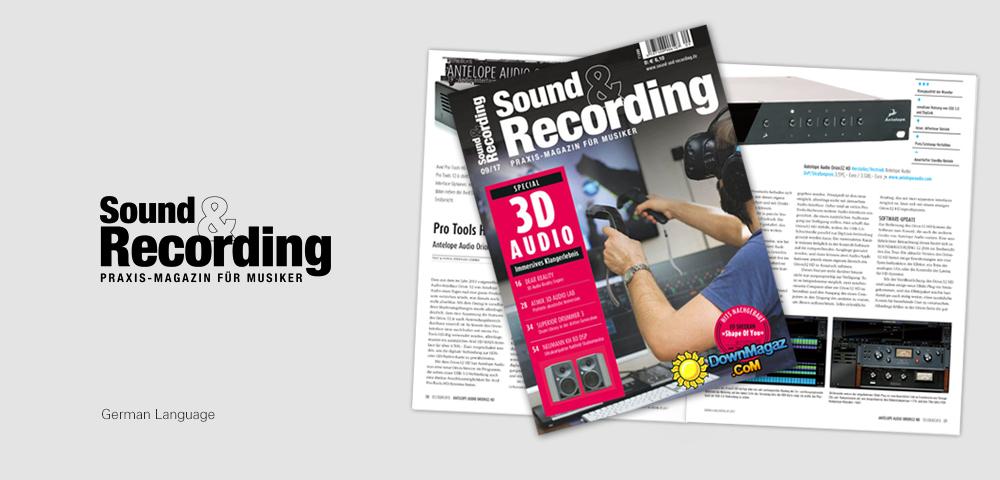 soundrecording orion32hd