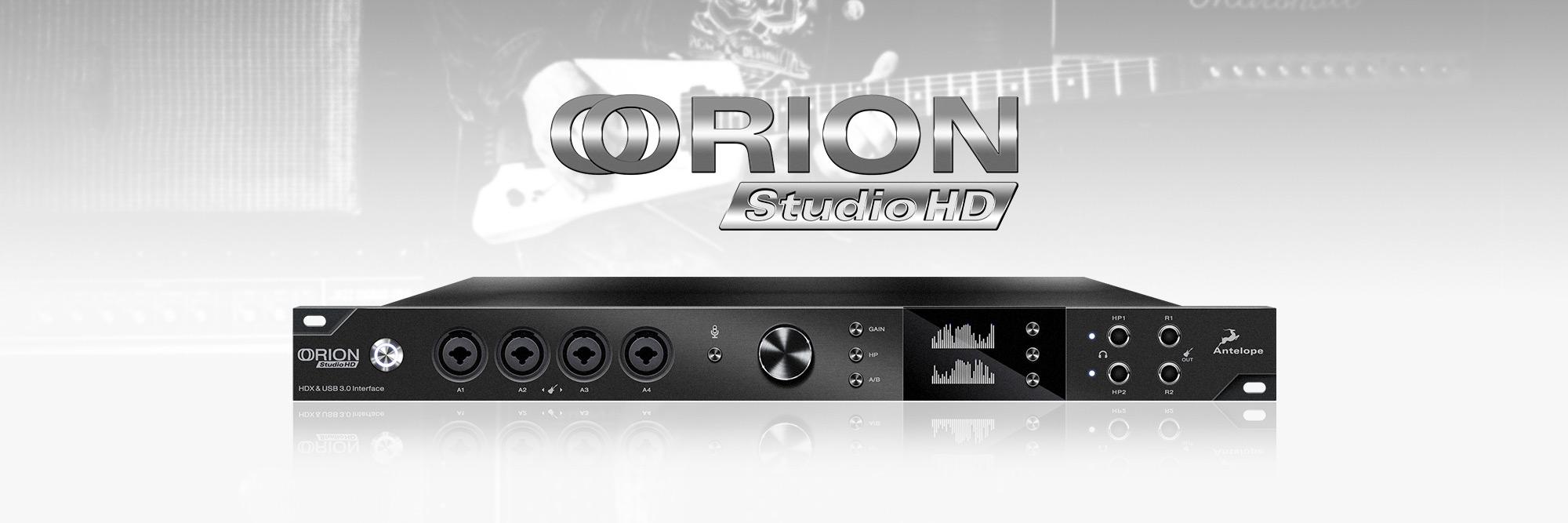 Orion Studio HD