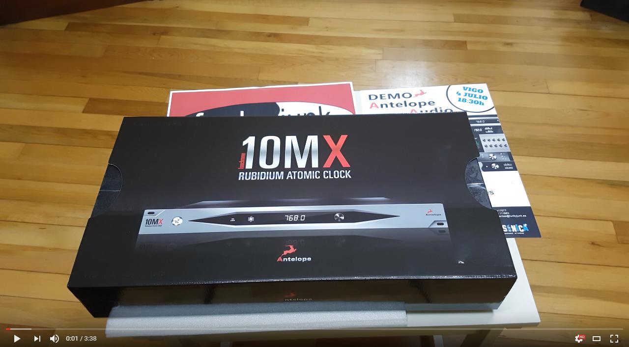 unboxing 10mx