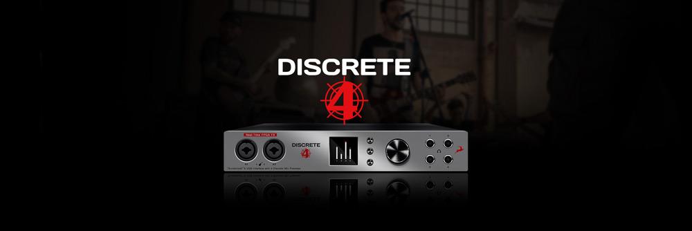Discrete 4