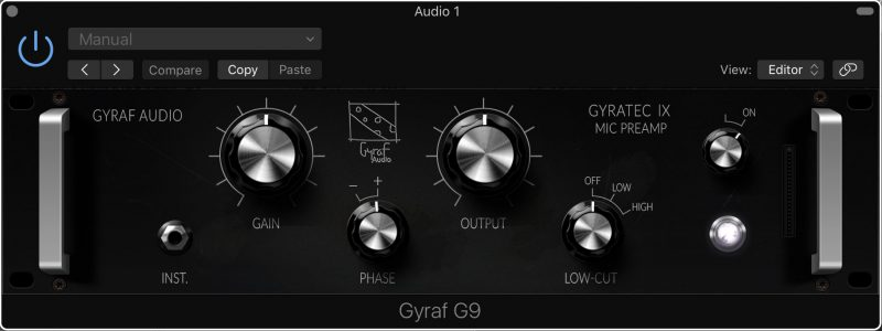 Gyratex-g9