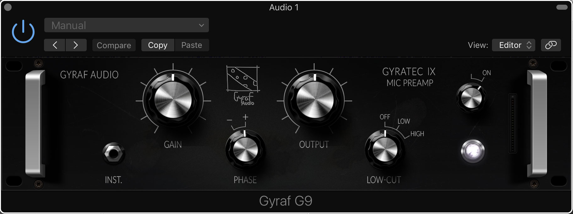 Gyratex g9