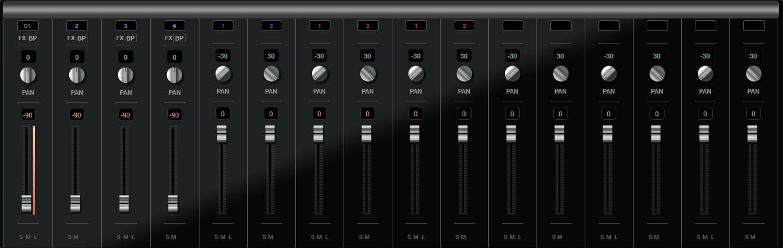 CP Mixer 1