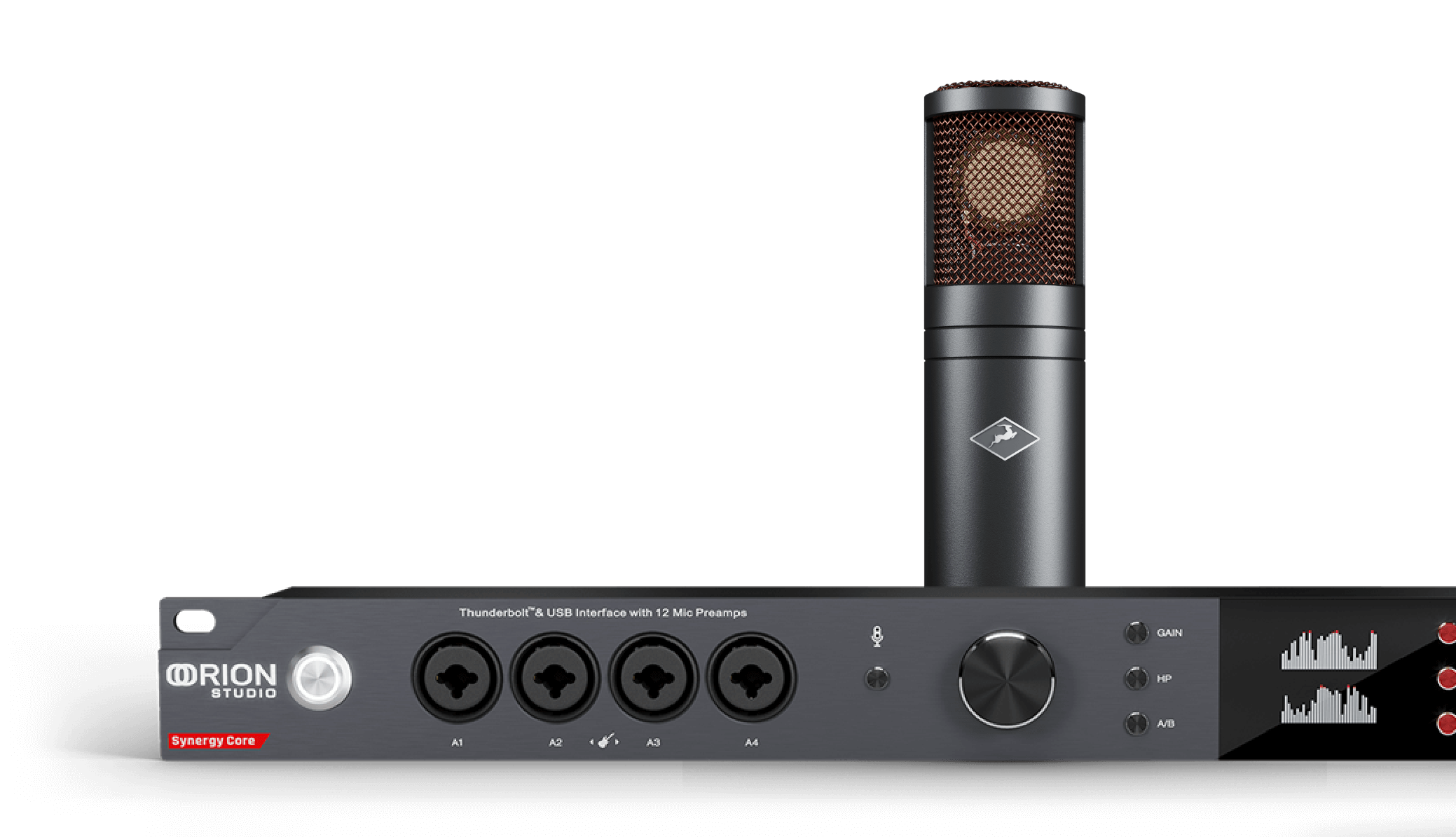 orion studio synergy core and edge duo