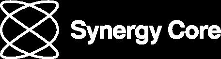 Synergy Core Logo White